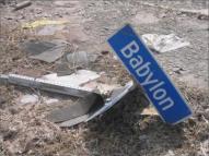 Image result for Babylon is falling